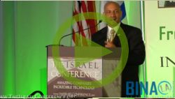The Israel Conference 2011 - Special Speaker - Raanan Horowitz, CEO, Elbit Systems of America - BINA LA