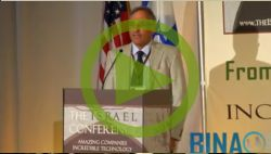 The Israel Conference 2011 - Fast & Cool - VivoText - BINA LA