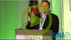 The Israel Conference 2011 - Fast & Cool - RayV - BINA LA